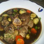 Pot au feu , was hearty and complex