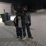 Night Skating at Plains of Abraham