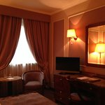 Doria Grand Hotel's Classic Room