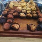 Muffins fresquinhos