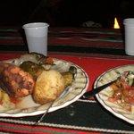 砂漠の蒸し焼き料理「ザルブ」