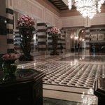 Хол гостиницы