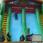 Big slide entertainment
