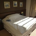 Comfortable kingsize beds