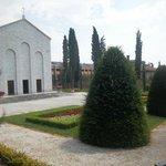 il Mausoleo a Gubbio