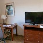 Tv plana y wifi gratis en la habitación