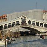 Beautiful Rialto Bridge!