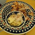 pollo con trufa