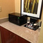 Microwave/Coffeemaker