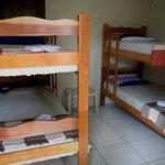 4 person room / Quarto Quádruplo