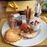 colazione delux