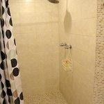 Shower of room 3