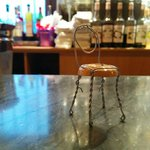 A Billecart-Salmon fairy chair.