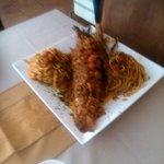 Best Lobster pasta