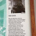 History of Aloha Tower clock