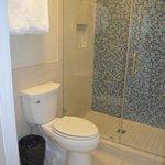 toilette et douche séparée