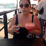 Awesome drinks, really enjoyed this strawberry daiquiri