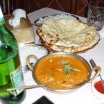 Nan & Prawn Curry