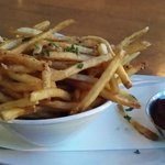 greasy duck fat fries