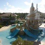 Jeux aquatiques de la piscine - pas ouvert tous les jours
