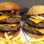 Doble Burger 400 + 400 gr