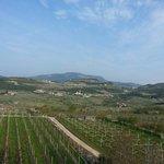 Finestra sulla Valpolicela: Panorama dalla nostra Camera Aprile 2014
