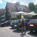 Car park&Hotel