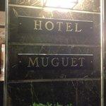 Front of Hotel Muguet