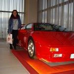 coches en el hall