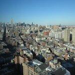 Aussicht aus dem 40. Stock