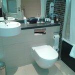 Sink/toilet/vanity