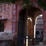 Old restored haveli or house