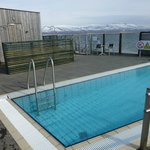 32 degree pool with panoramic view