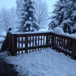 A winter wonderland in Ramsau am D.
