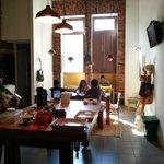 Sala de estar/Recepção