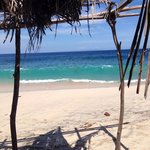 A daytrip from the villa to White Sand Beach