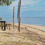 Dumpao Beach, Pacific Ocean view