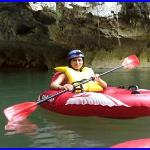 NEW tour for cruise passengers, CAVE RAFTING...