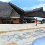 Quiosque do Hotel na Praia
