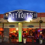 Detroit's, the home of great burgers & steaks!