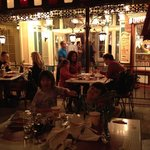 Carnation Cafe outdoor seating
