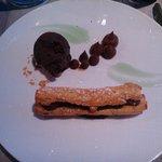 Eclair Chocolat Menthe