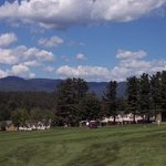 Luxury townhomes with beautiful mountain vistas.  Perfect for families and couples traveling tog