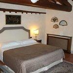 Chambre à coucher, avec salon privé au rez de chaussée