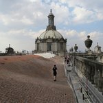 bell tower tour at Mexico City's metropolitan cathedral
