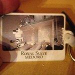 Chiave della stanza Medoro