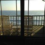 Amazing balcony room
