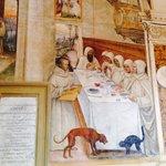 A.Benedetto e il miracolo della farina...e il cane e il gatto litigano