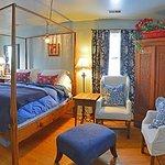 Maybelle's cabin Bedroom