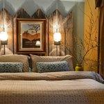 Robinwood Studio bedroom